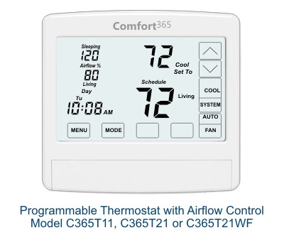 C365TXX Thermostat