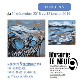 Librairie le Neuf (2018)