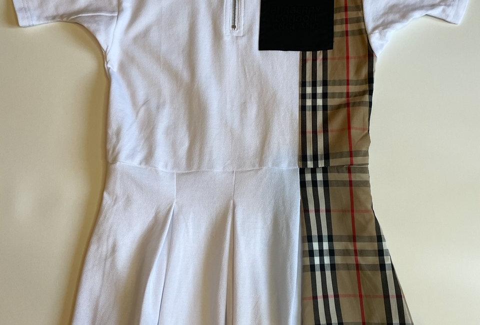 Burberry Pleated Dress