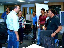 Corporate Big Room Planning