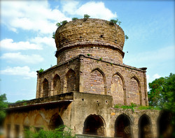 Qutub Shahi Tombs Hyderabad