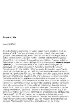 critique turc