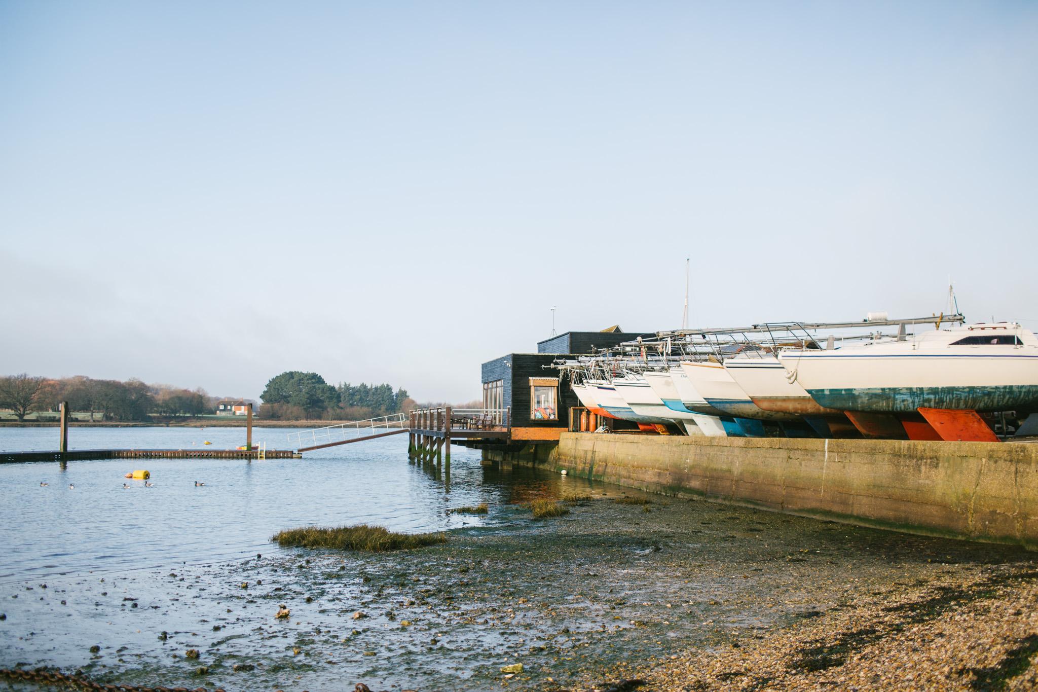Apuldram Fishing and Boat Club