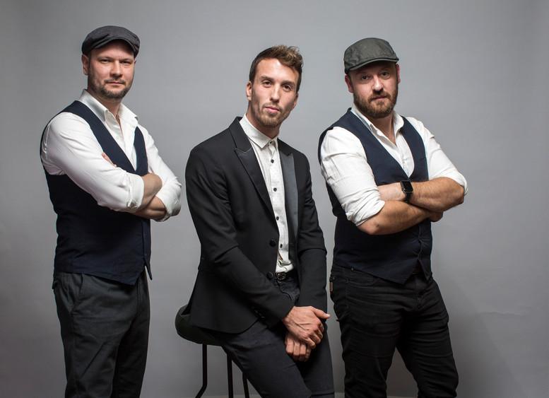 Acoustic Lounge trio 1