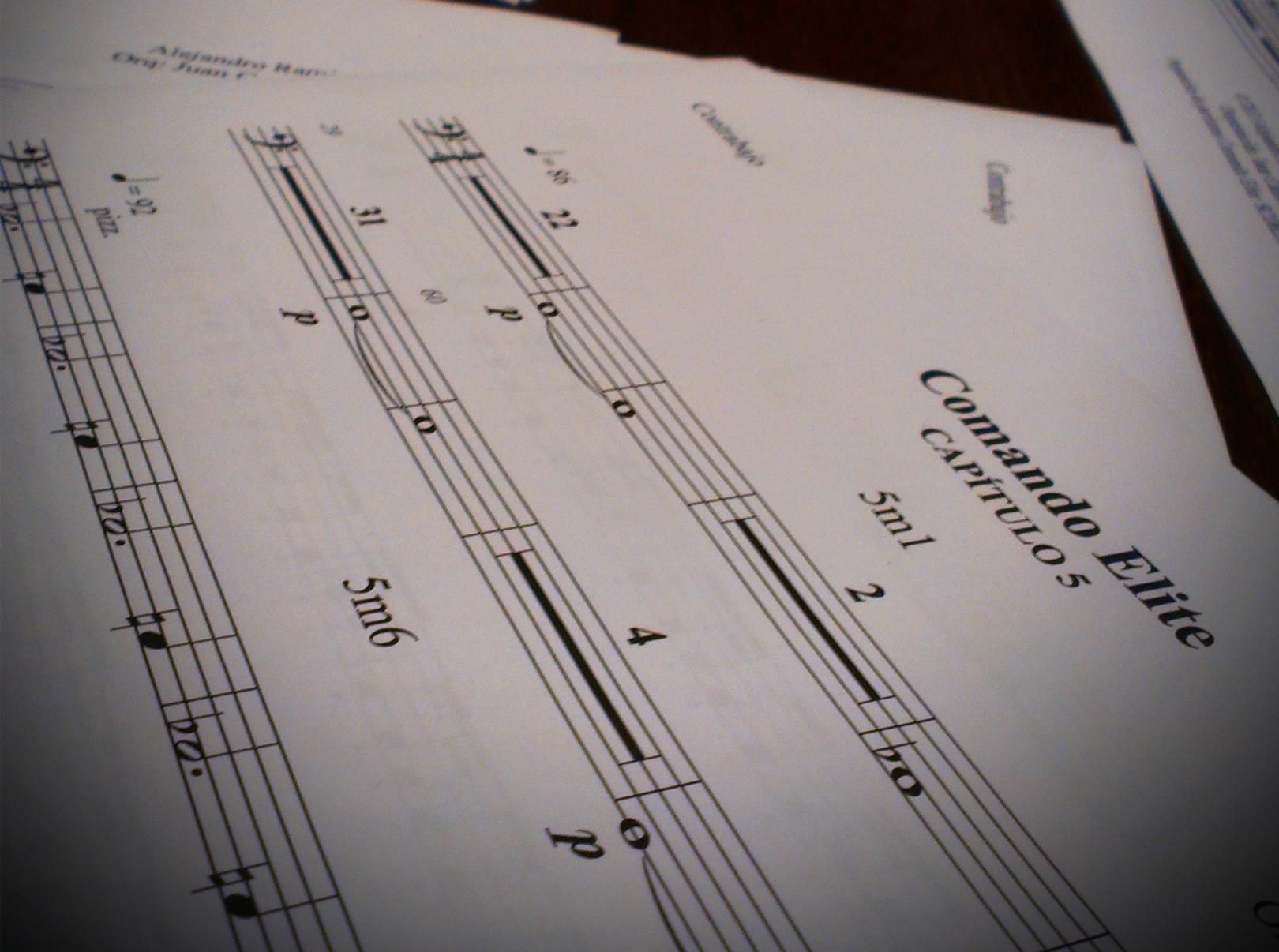 Comando Elite Recording