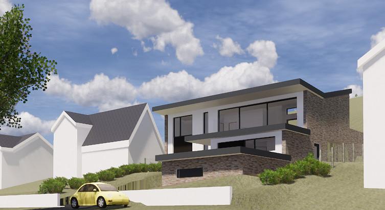 Llantrisant Low Carbon House