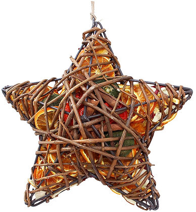 Fruit Wicker Case: Star