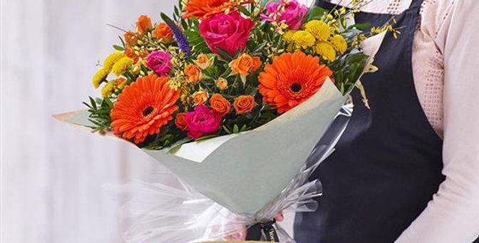 Florist Choice - Hand Tied - Bright - Medium
