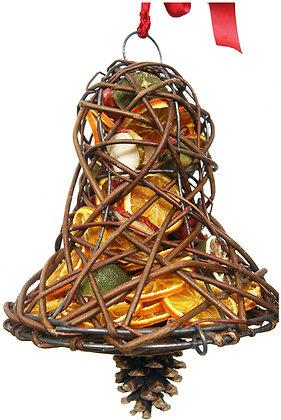 Fruit Wicker Case: Bell