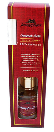 Christmas in a Bottle Reed Diffuser