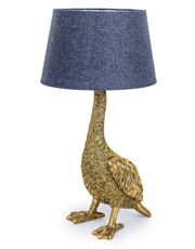 Gold Goose table lamp