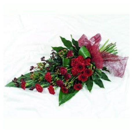 Red Carnation Tied Sheath from £55