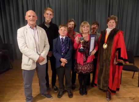 Blandford Rotary Club competition