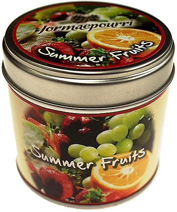 Summer Fruits Candle