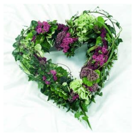 Woodland Open Heart from £85