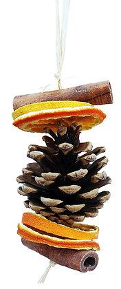 Tree Decoration: Cone
