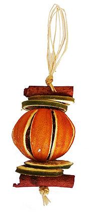 Tree Decoration: Orange