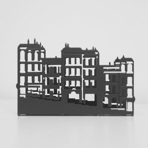 Photophore Façade Lyonnaise