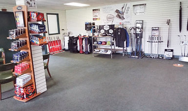 Pro Shop Golf Clubs