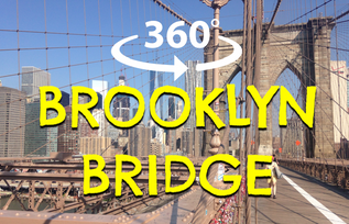 360° VIDEO: Brooklyn Bridge