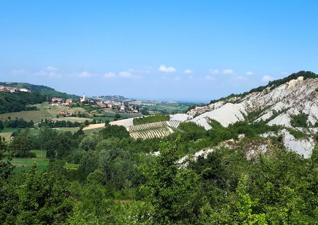 Terre di Sarizzola vigne e calanchi