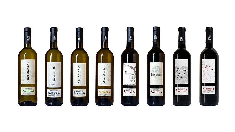 Terre di Sarizzola - I nostri vini