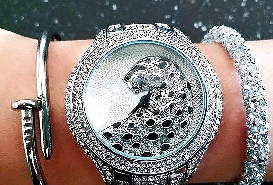 Panther Diamond Watch