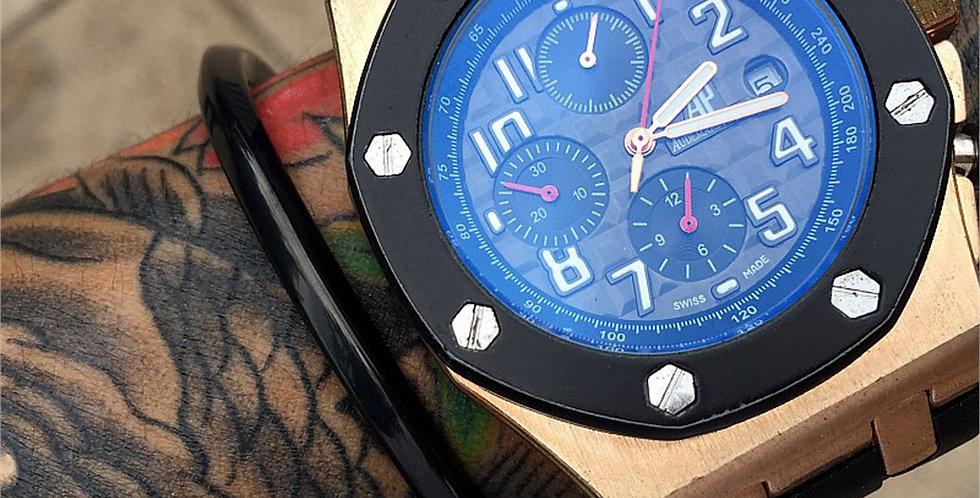 Special Steel Bracelet I Black