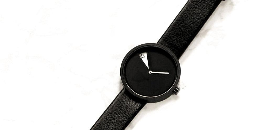 One Line Watch x Black