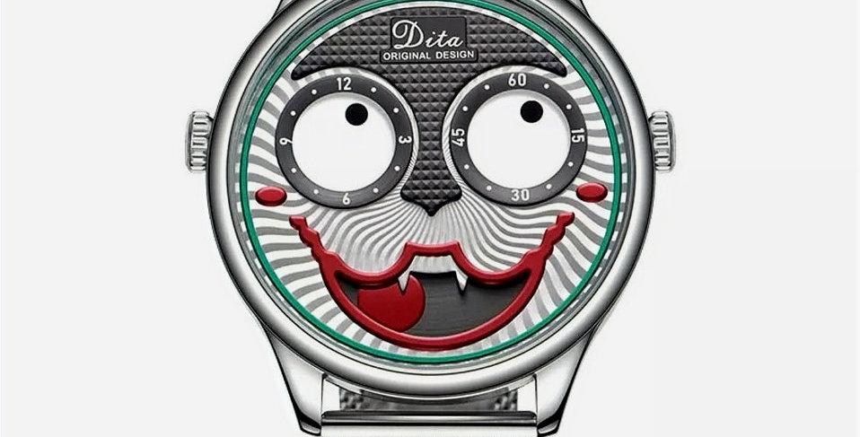Joker Watch - Silver