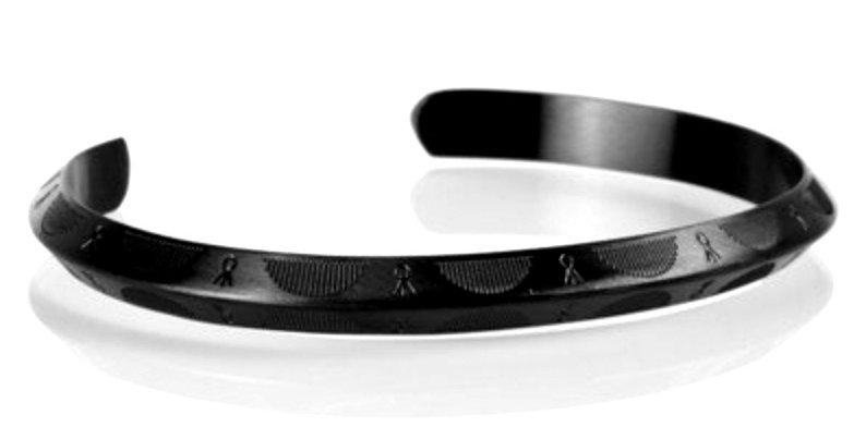 Special Egypt Steel Bracelet I Black