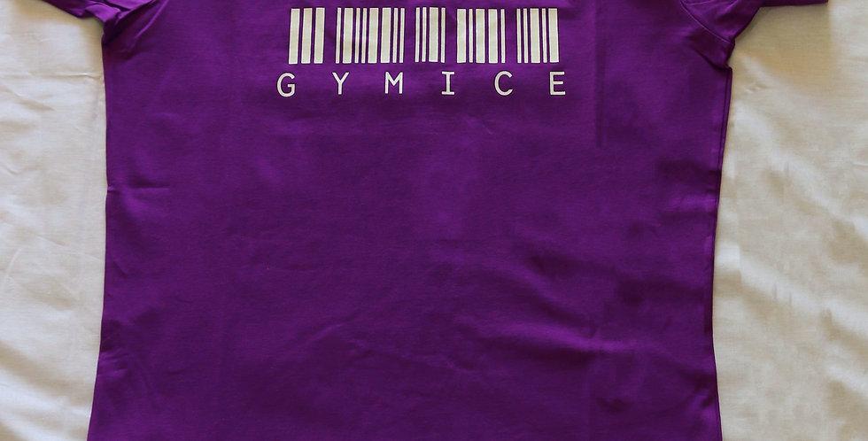 Regular Barcode Tshirt I Mor