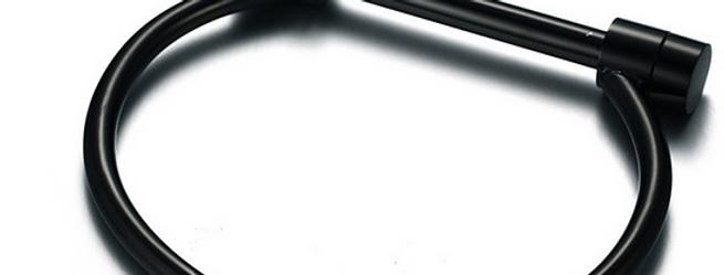 316L Stainless Steel Titanium Bracelets I Black