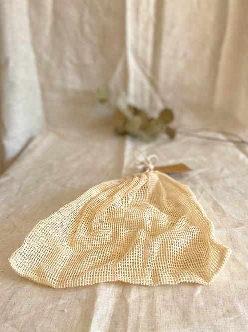 Sac à lessive en coton bio