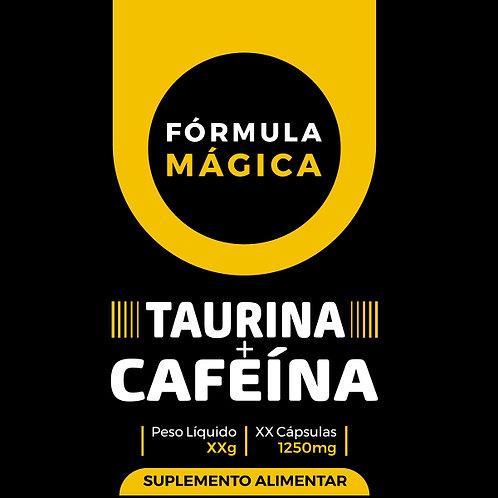 TAURINA + CAFEÍNA