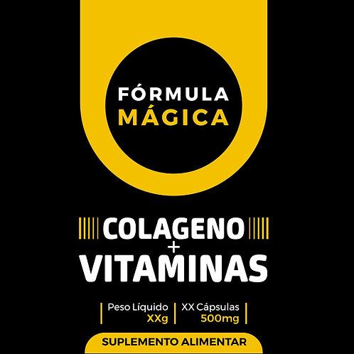 COLÁGENO + VITAMINAS