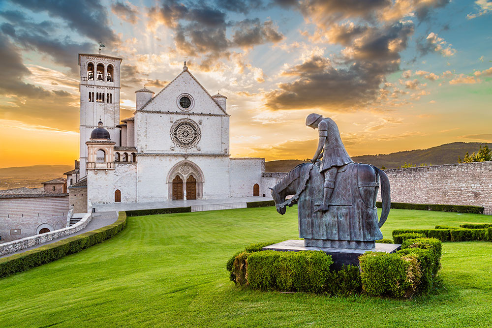 Kreuzburg Alumni GOES Assisi 2017