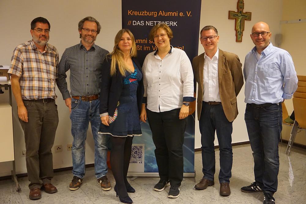 Kreuzburg Alumni Vorstand 2017