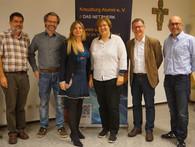 Der neue Kreuzburg Alumni Vorstand