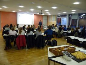 """Oberstufen-Seminar """"Wissenschaftliches Arbeiten"""""""