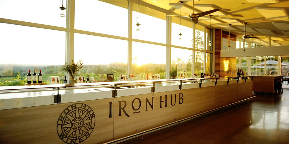 """""""Wines of Amador County"""" Harvest Dinner Featuring Iron Hub Winery"""