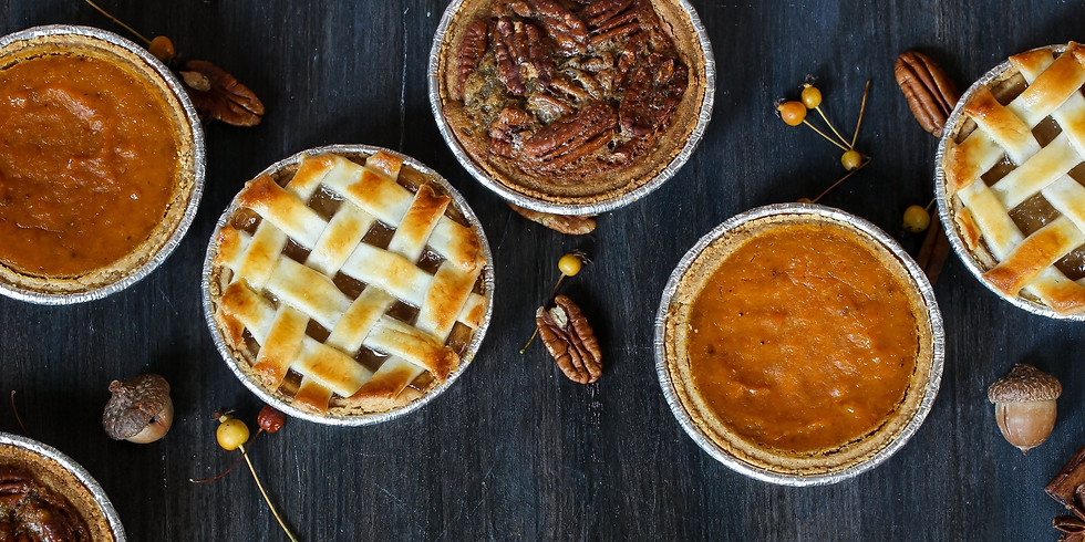 Holiday Pies with Bistro 49 Culinary Laboratory