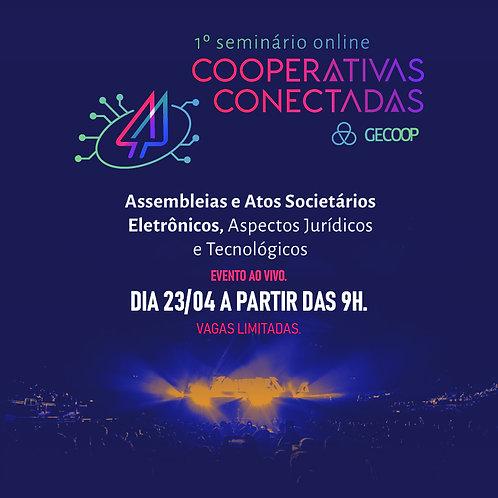 Seminário Online Cooperativas Conectadas