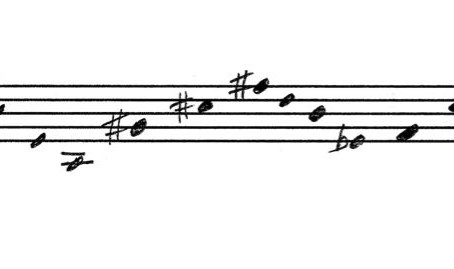 Emphasizing Atonality In A Twelve Note Sequence - Worksheet 2