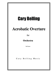 Acrobatic Overture for Orchestra front V