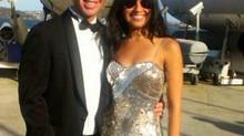 Congratulations Bianca & Adam