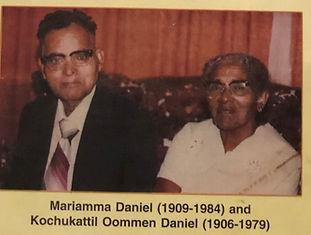 Founder of Martoma Family - Kochukattil