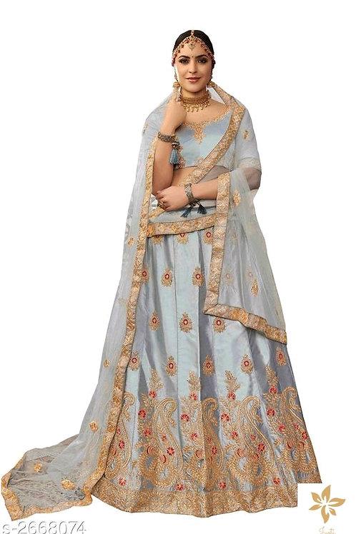 Aradhya Gorgeous Silk Women's Lehengas
