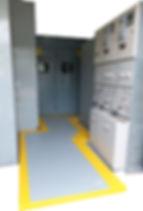 tapete dieléctrico, tapete aislante, piso dieléctrico, piso modular dieléctrico, antiderrapante y antifatiga