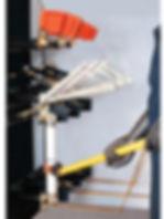 Forma de uso de la pértiga alicate